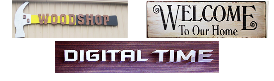 Custom Signs, Signage, Block Letter